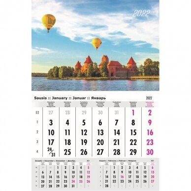 Pakabinamas kalendorius 9013.0008