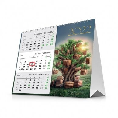 Pastatomas kalendorius 90151.9999
