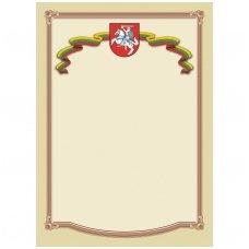 Popierius diplomams 315.8745