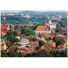 Turistinis atvirukas 4001.8110 Vilnius