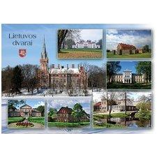 Turistinis atvirukas 4001.8379 Lietuva