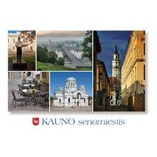 Turistinis atvirukas 4001.8675 Kaunas