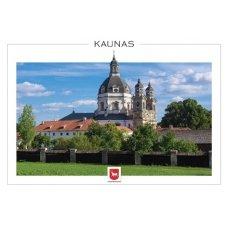 Turistinis atvirukas 4001.8676 Kaunas