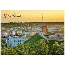 Turistinis atvirukas 4001.8686 Vilnius