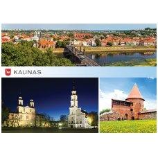 Turistinis atvirukas 4001.8953 Kaunas
