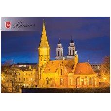 Turistinis atvirukas 4001.8954 Kaunas