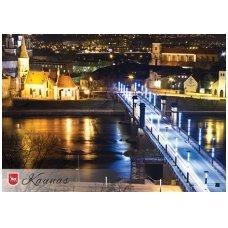 Turistinis atvirukas 4001.8957 Kaunas