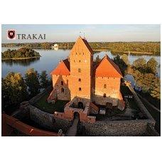 Turistinis atvirukas 4001.8961 Trakai