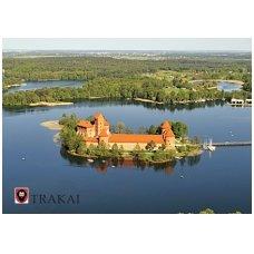 Turistinis atvirukas 4001.8962 Trakai