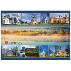Turistinis atvirukas 4001.8963 Lietuva