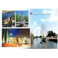Turistinis atvirukas 4001.8969 Lietuva