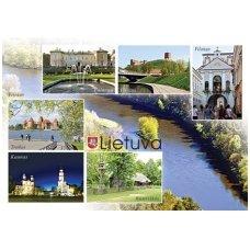 Turistinis atvirukas 4001.8970 Lietuva