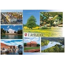Turistinis atvirukas 4001.8972 Lietuva