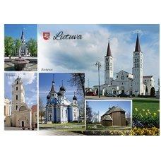 Turistinis atvirukas 4001.8973 Lietuva