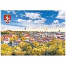 Turistinis atvirukas 4001.9397 Vilnius