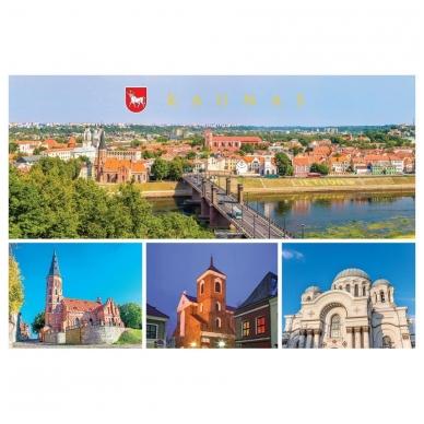 Turistinis atvirukas 4001.9393 Kaunas