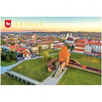 Turistinis atvirukas 4001.9395 Kaunas