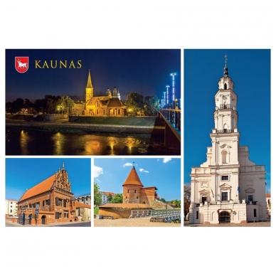 Turistinis atvirukas 4001.9396 Kaunas