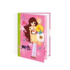 """Užrašų knygutė """"Moxie Girlz"""""""