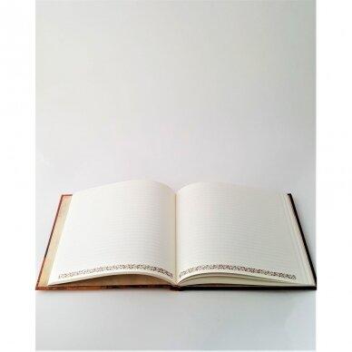 """Užrašų knyga retro  """"Kompasas"""" 3"""